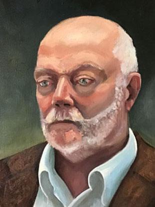 2-portret in opdracht jeroen